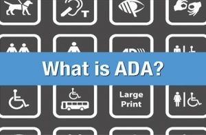ADA Requirement for Room Identification Signage