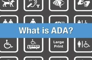 ADA Requirements Video