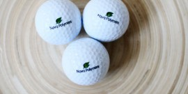 Nova Polmyers Golf Balls