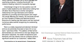 Bob Greenberger Press Release 11/19/12
