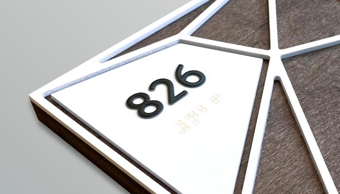 WHITE PETG Ad Light Group 826 Sign Featured